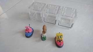 SpongeBob SquarePants Figures Collectables Toy