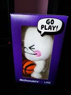 Line mcdonalds toy