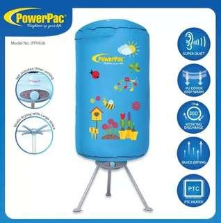 🚚 Electric cloth dryer