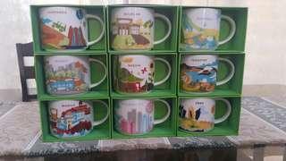 Starbucks PH YAH Mugs