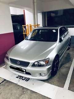LEXUS IS200 2000