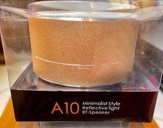 A10 Minimalist Style Reflective light BT-Speaker