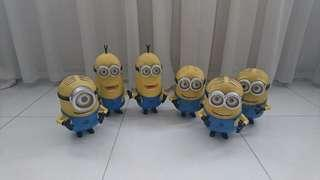 An Army of Minions Toy