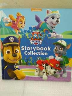 Paw patrol story book