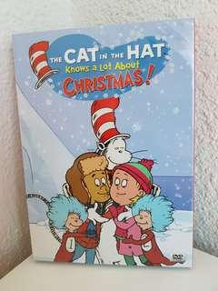 The Cat In The Hat Knows A Lot About Xmas
