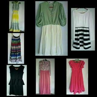 Mini Dress all @100.000