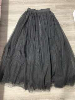Brand New Tutu Skirt (Black)