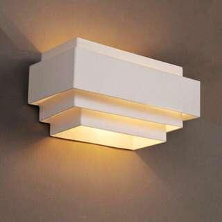 Wall Lamp Lighting Modern Lamp Holder Daylight/Warmwhite