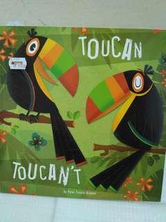 Toucan - picture book