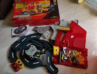 🚚 Bburago Ferrari Race & Play Parking Garage