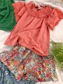 🚚 夏季童裝