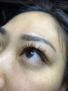 Classic Eyelash Extensions **Unlimited Strand**