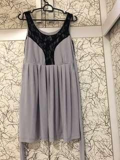 Dress / OL dress / pocket dress
