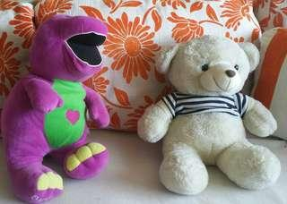 Barney & Friend