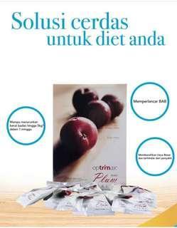 BWL Optrimax plum delite - diet plum cepat