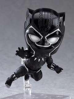 Black Panther Nendoroid Action Figure