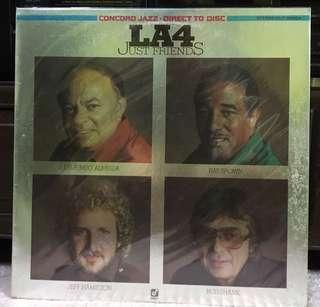 🚚 LA4 direct to disc Vinyl Record