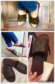 Lv slippers
