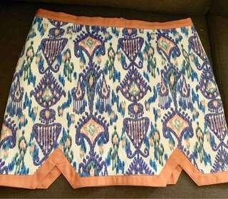 Gorgeous fitted mini skirt (size 12 - small fit)