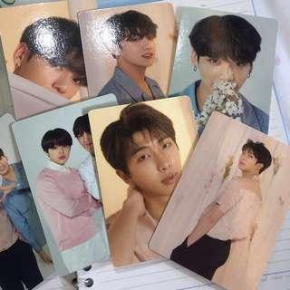 [WTT/WTS] BTS MINI PHOTOCARD FROM LOVEYOURSELF TOUR LYS