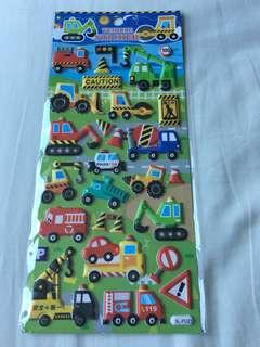 Vehicles Stickers