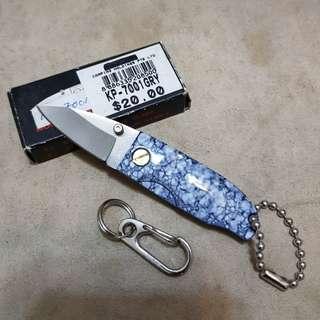 Mini Key Ring Folding Knife