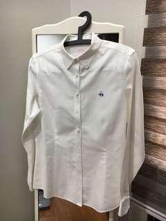 White Shirt Women