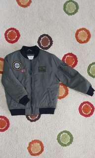 Zara Bomber Jacket for boys. Thick and warm