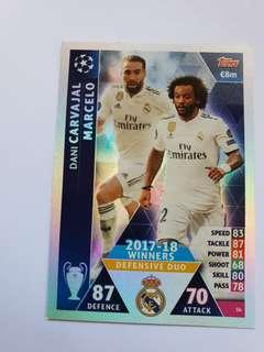 🚚 Match Attax 18/19