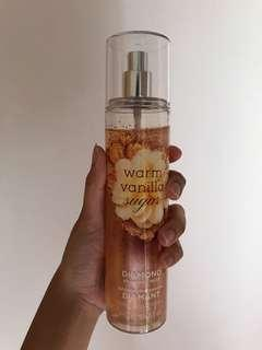 Bath & Body Works Shimmer Mist / Perfume