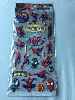 Spider-Man Stickers
