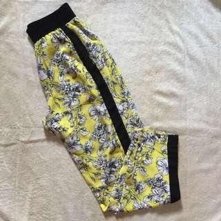 NYLA Floral List Pants