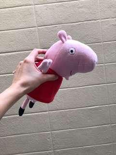 Peppa pig original soft toy