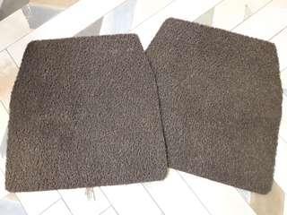 Car Floor Mats (Grey)