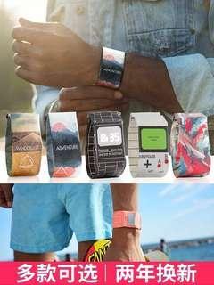 防水 紙手錶