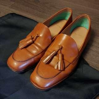 Authentic Paul Smith leather loafer
