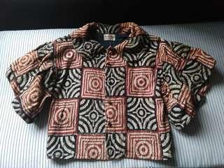 Handmade India coat 印度手製民族外套