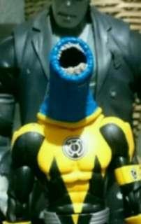 DCUC Yellow Lantern