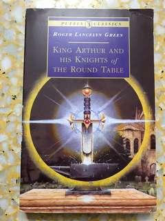 Roger Lancelyn Green: King Arthur and His Knights of the Round Table