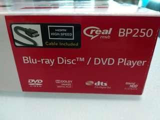 LG Blue ray disc/DVD player