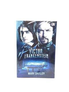 (PL) Novel 'Victor Frankenstein'