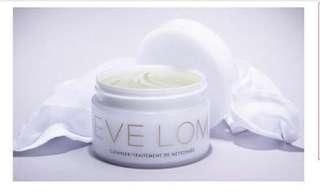 Eve Lom Cleanser 100ml + 卸妝棉布