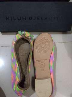 Niluh Djelantik Colourfull Shoes