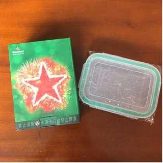 🚚 Heineken海尼根保鮮盒