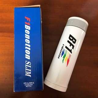 🚚 Benetton F1班尼頓不鏽鋼保溫瓶
