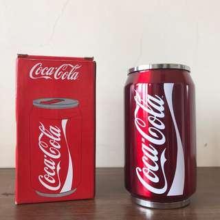 🚚 Coca-cola可口可樂易開罐造型保溫杯
