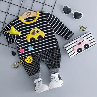 Baju Baby Boy Set