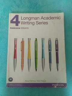 Longman Academic Writing Series 4 英文寫作