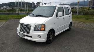 2002年Suzuki Solio 1300cc最佳六人客貨兩用休旅小車歡迎試車~@
