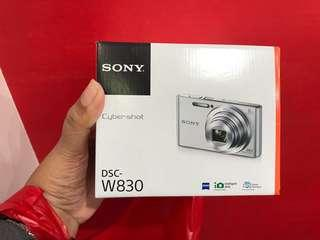 🚚 Brand New Sony Cybershot Camera DSC-W830